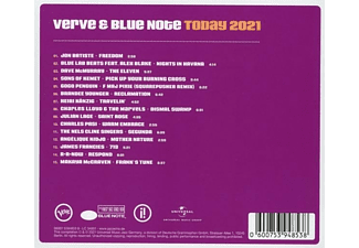VARIOUS - VERVE And BLUE NOTE TODAY 2021 (LTD.ED.)  - (CD)