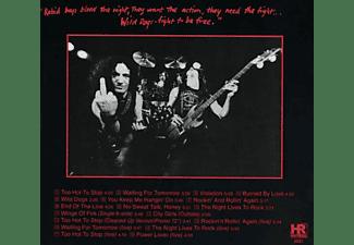 The Rods - Wild Dogs (Slipcase) [CD]