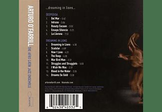 The Afro Latin Jazz Ensemble, Arturo O'farrill - DREAMING IN LIONS...  - (CD)
