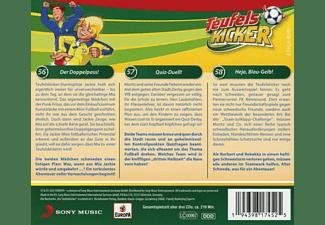 Teufelskicker - 19/3er Box (Folgen 56,57,58) [CD]