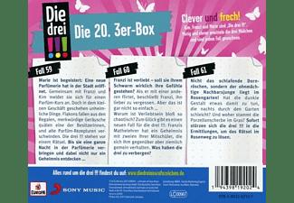 Die Drei ??? - Die 20.3er Box (Folgen 59,60,61) [CD]