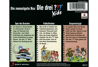 Die Drei ??? Kids - 020/3er Box (Folgen 58,59,60) [CD]
