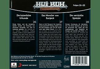 Hui Buh Neue Welt - 09/3er Box (Folgen 26,27,28) [CD]