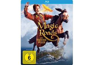 The Magic Roads-Auf magischen Wegen (Blu-Ray) [Blu-ray]