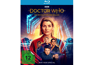Doctor Who - Die Revolution Der Daleks [Blu-ray]
