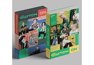 Astro - Switch On-Inkl.Photobook [CD + Buch]