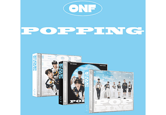Onf - Summer Popup Album: Popping [CD]