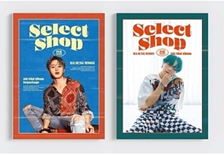 Sung-woon Ha - Select Shop-Inkl.Photobook [CD + Buch]