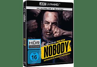Nobody 4K Ultra HD Blu-ray + Blu-ray