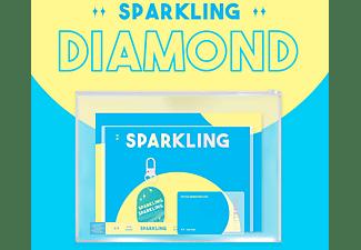 Sparkling - Diamond-Inkl.Photobook [CD + Buch]