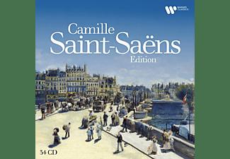 VARIOUS - Camille Saint-Saens Edition [CD]