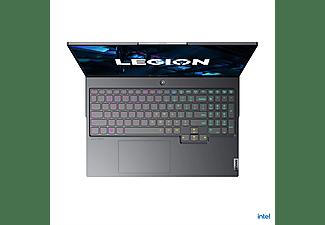 LENOVO Gaming Notebook Legion 7 16ITHG6, i7-11800H, 32GB, 1TB, RTX 3070, 16 Zoll WQXGA 165Hz, Storm Grey