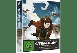 Steamboy Blu-ray + DVD