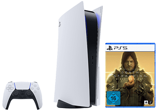 SONY PlayStation®5 + DEATH STRANDING DIRECTORS CUT (NUR ONLINE)
