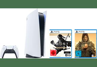 SONY PlayStation®5 + GHOST OF TSUSHIMA + DEATH STRANDING DC (NUR ONLINE)
