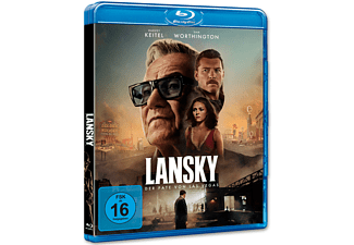 Lansky - Der Pate von Las Vegas [Blu-ray]