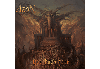 Aeon - GOD ENDS HERE [CD]