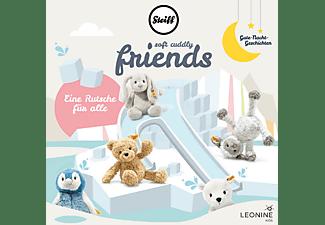 VARIOUS - Steiff-Soft Cuddly Friends-Hörbuch Gute-Nacht- [CD]