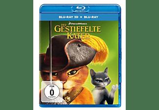 Der Gestiefelte Kater [3D Blu-ray (+2D)]