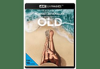 Old [4K Ultra HD Blu-ray]