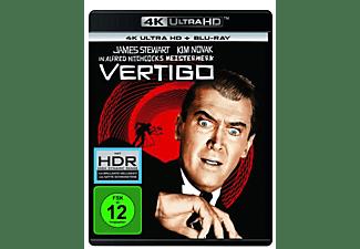 Alfred Hitchcock Collection: Vertigo (inkl. HDR) [4K Ultra HD Blu-ray + Blu-ray]