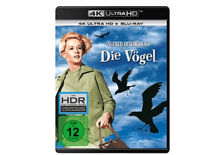 Alfred Hitchcock Collection: Die Vögel (inkl. HDR) [4K Ultra HD Blu-ray + Blu-ray]