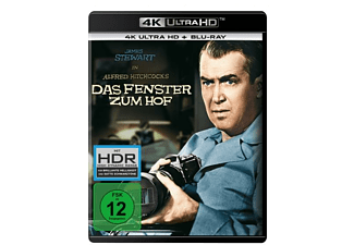 Alfred Hitchcock Collection: Das Fenster zum Hof (inkl. HDR) [4K Ultra HD Blu-ray + Blu-ray]
