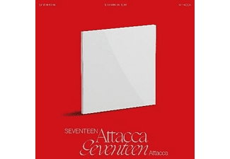 Seventeen - SEVENTEEN 9th Mini Album 'Attacca' [CD]