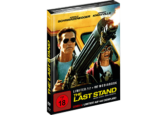 The Last Stand Blu-ray + DVD