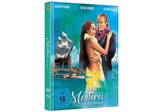 Meuterei auf der Bounty exklusives Limited Mediabook(Cover B limitiert auf 333 Stück, durchnummeriert) Blu-ray + DVD