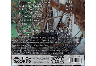 Wayne Darling Trio - Empty Nester [CD]