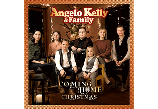 Angelo Kelly & Family - Coming Home For Christmas [CD]