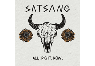 Satsang - All.Right.Now. [CD]