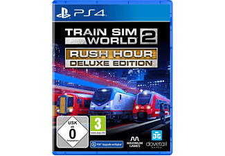 Train Sim World 2 (Rush Hour Deluxe Edition) - [PlayStation 4]