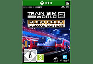 Train Sim World 2 (Rush Hour Deluxe Edition) - [Xbox Series X|S]