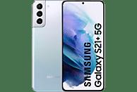 "Móvil - Samsung Galaxy S21+ 5G, Plata, 256 GB, 8 GB RAM, 6.7"" AMOLED 120Hz, Exynos 2100, 4800 mAh, Android"
