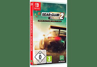 Gear.Club Unlimited 2 - Definitive Edition - [Nintendo Switch]