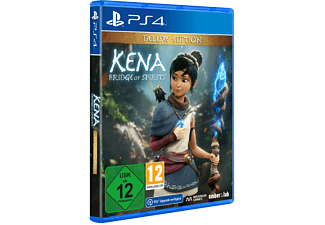Kena: Bridge of Spirits - Deluxe Edition - [PlayStation 4]