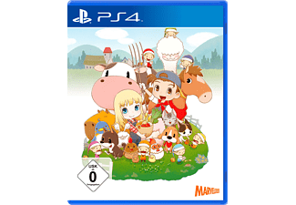 Story of Seasons: Friends of Mineral Town - [PlayStation 4]