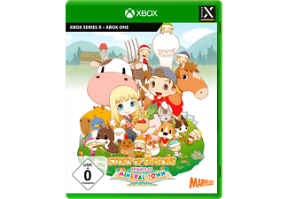 Story of Seasons: Friends of Mineral Town - [Xbox Series X|S]