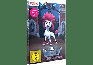 100% Wolf-Die Legende des Mondsteins-St.1 [DVD]
