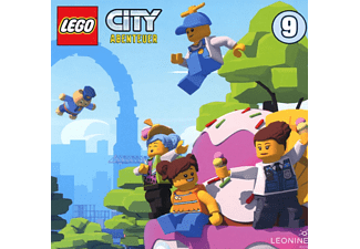 VARIOUS - LEGO City-TV-Serie CD 9 [CD]
