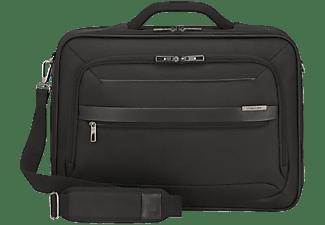 SAMSONITE Notebook Tasche Vectura Evo, 17.3 Zoll, USB-Ladeport, 18.5L, Schwarz