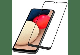 CELLULAR LINE Displayschutzglas Impact Glass Capsule für Samsung Galaxy A02s