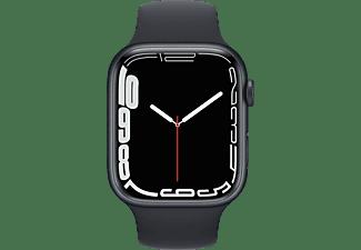 APPLE Watch Series 7 GPS 45mm Gece Yarısı Alüminyum Kasa...