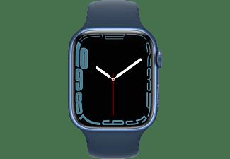 APPLE Watch Series 7 GPS 45mm Mavi Alüminyum Kasa ve...