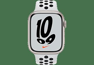 APPLE Watch Nike Series 7 GPS, 45mm Yıldız Işığı Alüminyum...