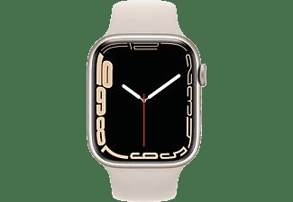 APPLE Watch Series 7 GPS 45mm Yıldız Işığı Alüminyum Kasa...