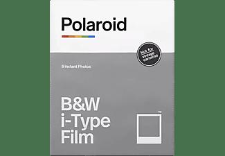 POLAROID Sofortbildfilm B&W i‑Type Film