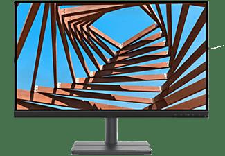 "Monitor - Lenovo L27E-30, 27"" FHD, 4 ms, 75 Hz, 250 cd/m², 72% NTSC, AMD FreeSync™, Negro"